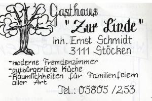 Reklame um 1986