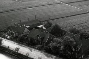Luftaufnahne von 1954