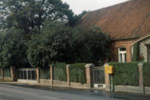 Haus um 1969